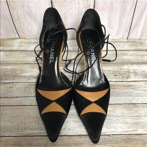 Chanel heels 39